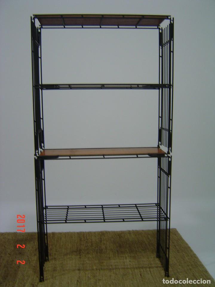 Estanter a por modulos multimuble de los a os 7 comprar for Muebles por modulos