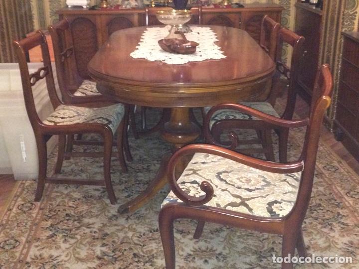 mesa extensible comedor - Comprar Muebles vintage en todocoleccion ...