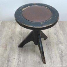 Vintage: ANTIGUO VINTAGE TABURETE PARA PIANO . 1920 - 1930 (BRD). Lote 77261045