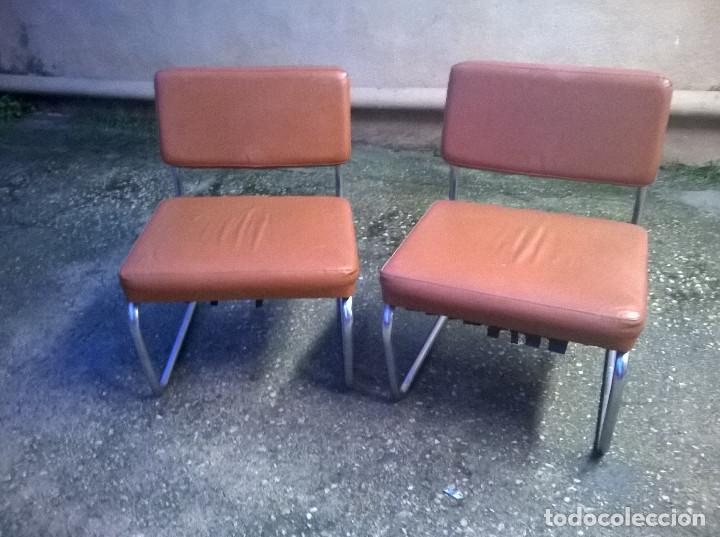 Recogida Muebles Reto : Butacas años estilo mid century acero cro comprar