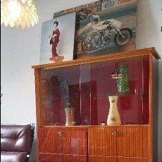 Vintage: MUEBLE APARADOR VINTAGE. Lote 77504969