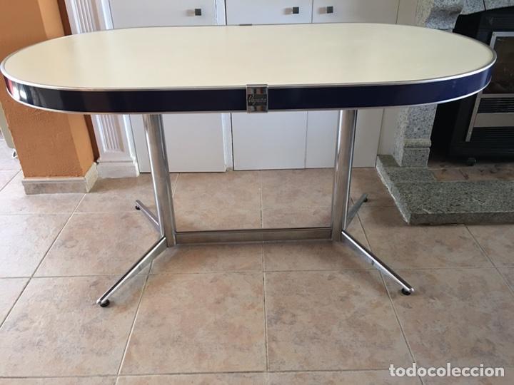 antigua mesa de cocina vegasa estilo americano- - Kaufen Vintage ...