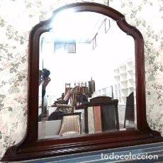 Vintage: MARCO CON ESPEJO MEDIDAS 115 X 104. Lote 79602289