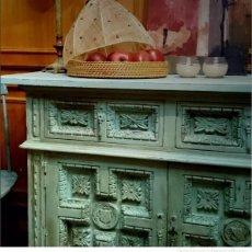 Vintage: MUEBLE APARADOR. Lote 79795317