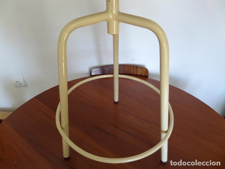 Vintage: Taburete médico-industrial - Foto 9 - 194305792