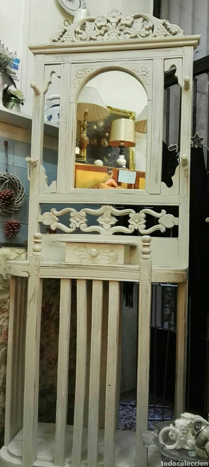 Muebles de recibidor vintage fabulous free mueble vintage for Mueble recibidor vintage
