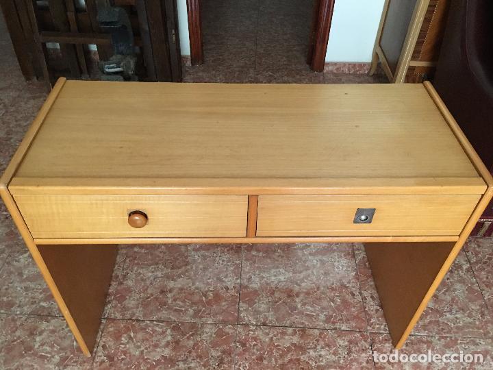 ESCRITORIO DE HABITACION 102 DE LARGO X 42 DE HONDO X 76 DE ALTO (Vintage - Muebles)