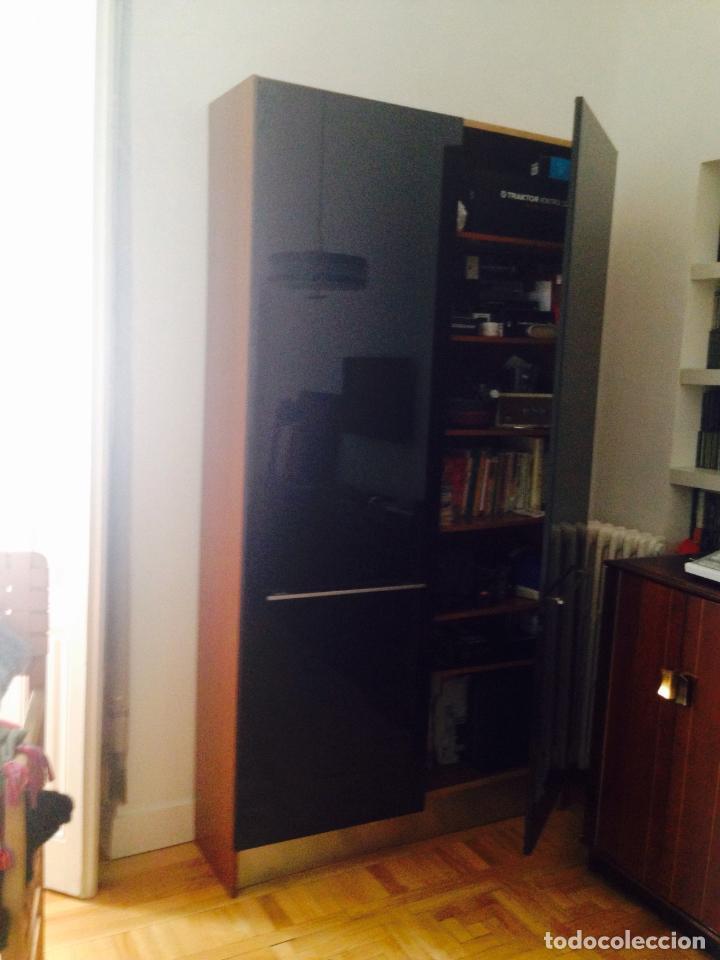 armario estantería cocina oficina lacado madera - Kaufen Vintage ...