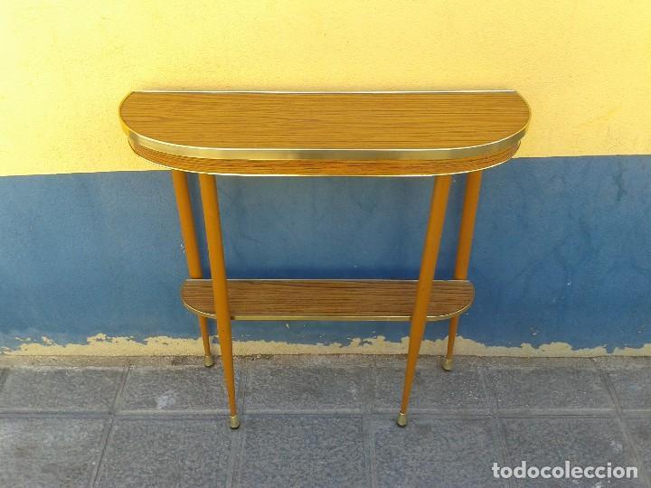 Consola antigua retro vintage mueble auxiliar a comprar - Muebles estilo antiguo ...