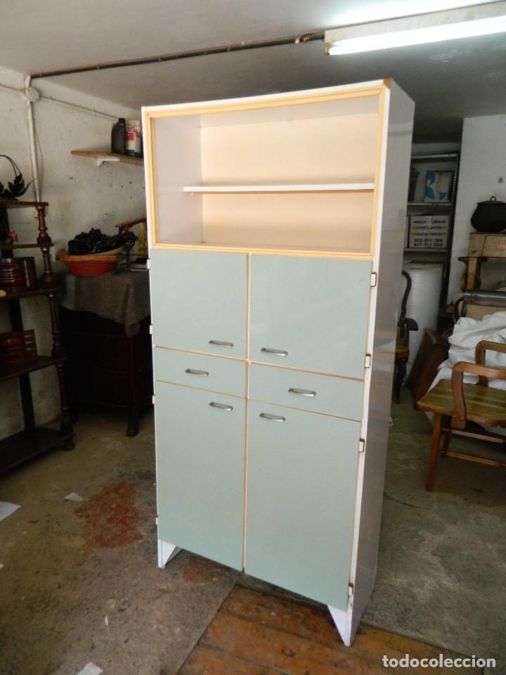 alacena vintage mueble cocina - Comprar Muebles vintage en ...