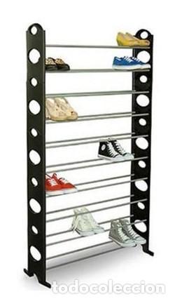 Zapatero organizador para 50 pares de zapatos comprar for Zapatero para 30 pares de zapatos