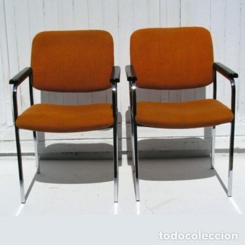Vintage: Thonet. Dos sillas de diseño. 1970-1975. (BRD) - Foto 5 - 89272636