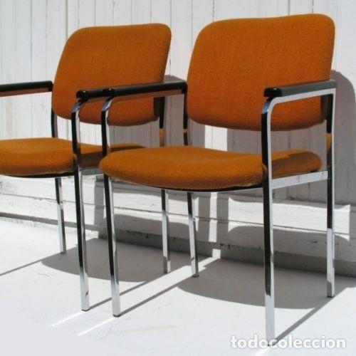 Vintage: Thonet. Dos sillas de diseño. 1970-1975. (BRD) - Foto 6 - 89272636