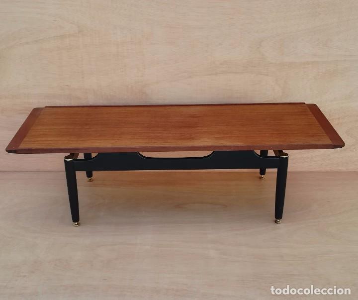 mesa de cafe gplan de teka aos diseo escandinavo mid century nrdico dans