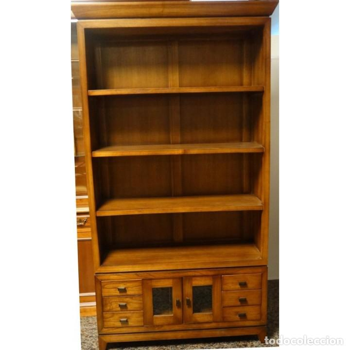 LIBRERIA DECORBEL MEDIDAS 110 X 40 X 200 (Vintage - Muebles)