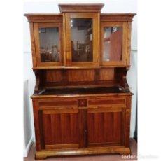 Vintage: VITRINA ALACENA CALERTOL 145 X 46 X 210. Lote 91818830