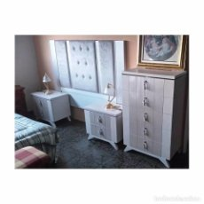 Vintage: DORMITORIO FRESNO CEUSE CON NACAR 150. Lote 92136055
