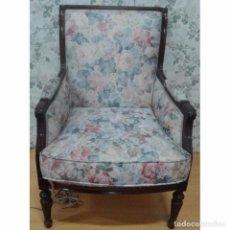 Vintage: SILLON FLORES CADIZ. Lote 93141055