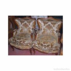 Vintage: SILLON LUIS XV USADO. Lote 93142730