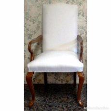 Vintage: BUTACA SILLON MODELO 215 EN BLANCO. Lote 93149450