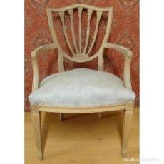 Vintage: SILLON MODELO INTERVITE BAJA CRUDO. Lote 93329240