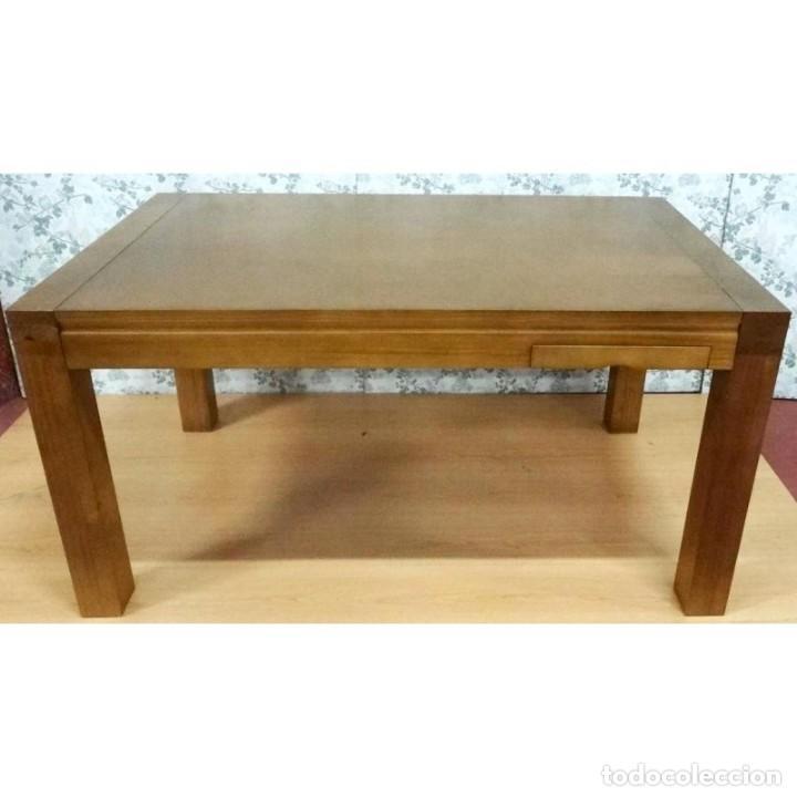 mesa comedor extensible 150 x 90 - Comprar Muebles vintage en ...