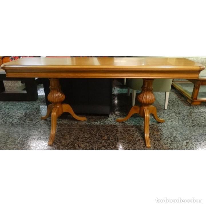 mesa comedor de libro 180 x 45 cerezo - Kaufen Vintage-Möbel in ...