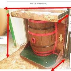 Vintage: MUEBLE BAR. Lote 94873271