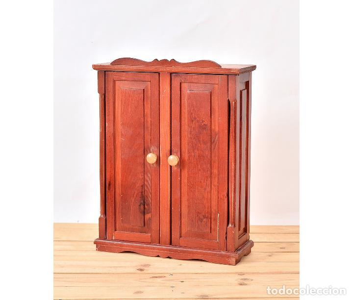 Peque o mueble auxiliar para pared o sobremesa comprar for Mueble auxiliar pequeno