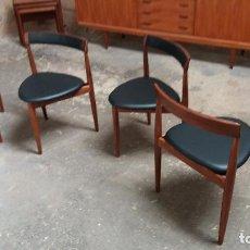 Vintage: SILLAS HANS OLSEN. Lote 89315600