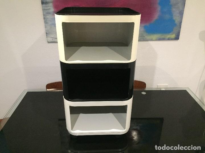 Mueble modular abs apilable samoes a os 60 comprar muebles vintage en todocoleccion 96604195 - Muebles anos 60 ...