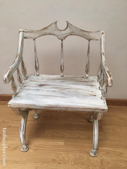 Muebles pintados vintage cheap comoda pino estilo antiguo - Muebles online vintage ...