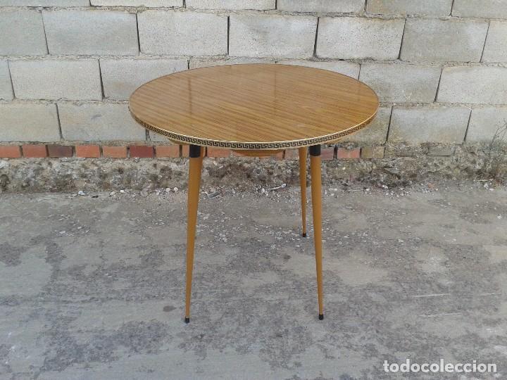 mesa estilo danés escandinavo nórdico, años 60. - Comprar Muebles ...