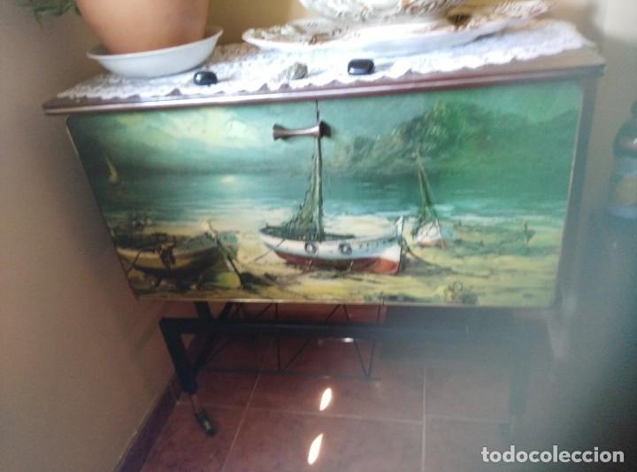 MUEBLE BAR VINTAGE (Vintage - Muebles)