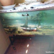 Vintage: MUEBLE BAR VINTAGE. Lote 97351643