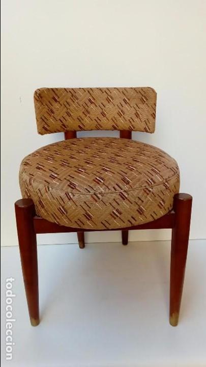 Silla a os 60 70 vendido en venta directa 97484419 - Sillas anos 60 ...