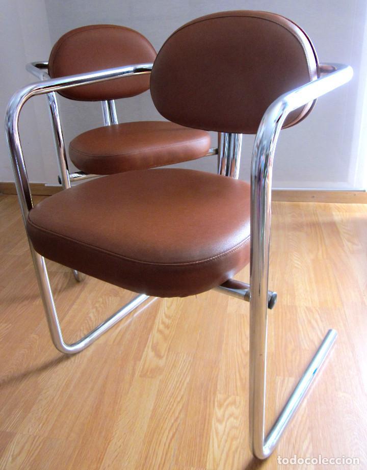 excelentes sillas tubulares a os 70 dise o tubu comprar