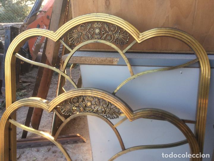 antiguas 2 cama / camas individuales metali - Comprar Muebles ...