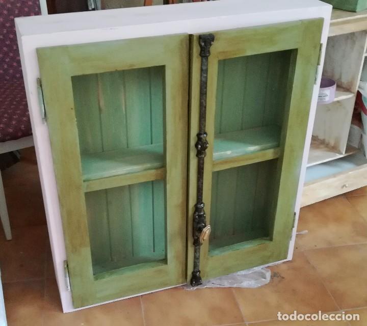 Muebles chic consola shabby madera descripcin tcnica Muebles vintage chic