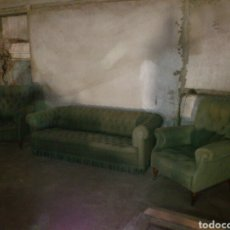Vintage: TRESILLO CHESTERFIELD. Lote 101012364