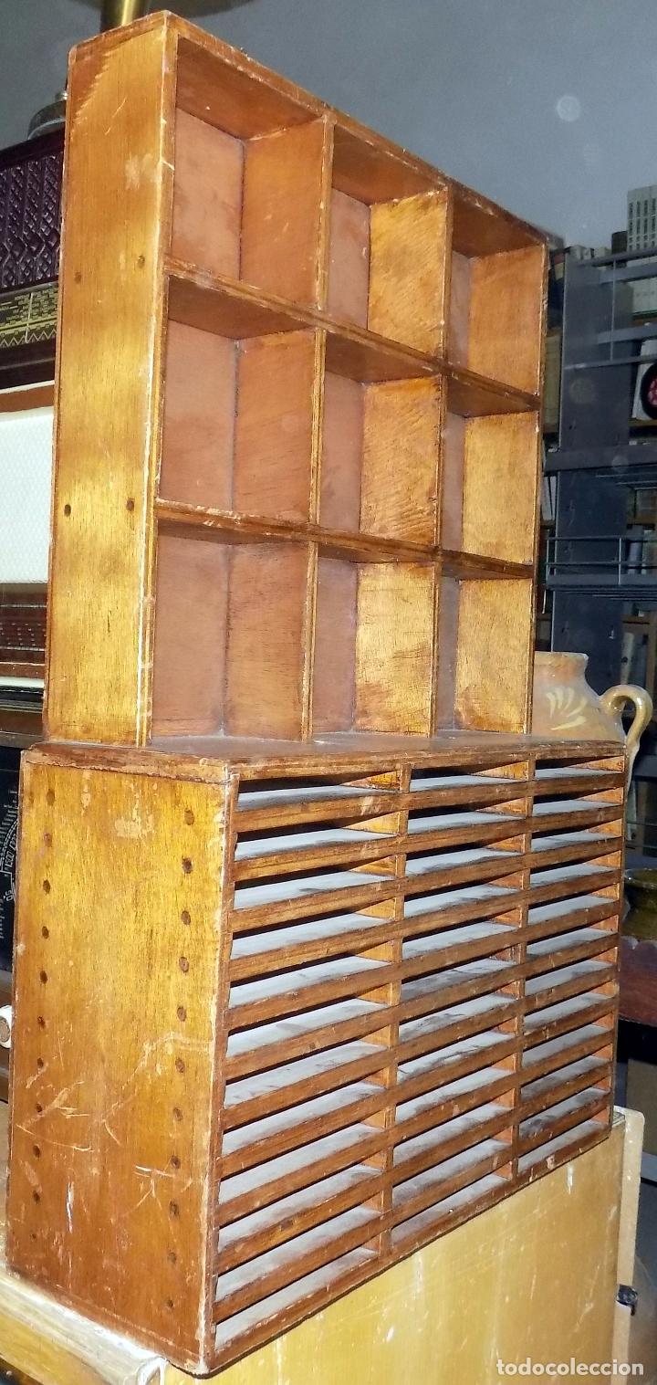 Antiguo Mueble Organizador Recepci N De Hotel Comprar Muebles  # Muebles Hoteles Venta
