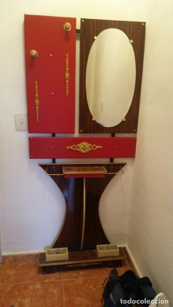 Aparador Recibidor Antiguo Diseno Vintage Pe Comprar Muebles - Muebles-de-entrada-de-diseo