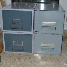 Archivadores metalicos comprar muebles vintage en for Archivadores metalicos segunda mano