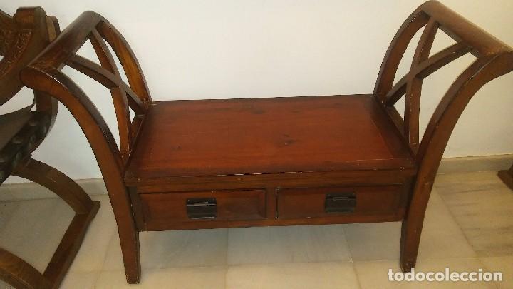 banco para recibidor - Comprar Muebles vintage en todocoleccion ...