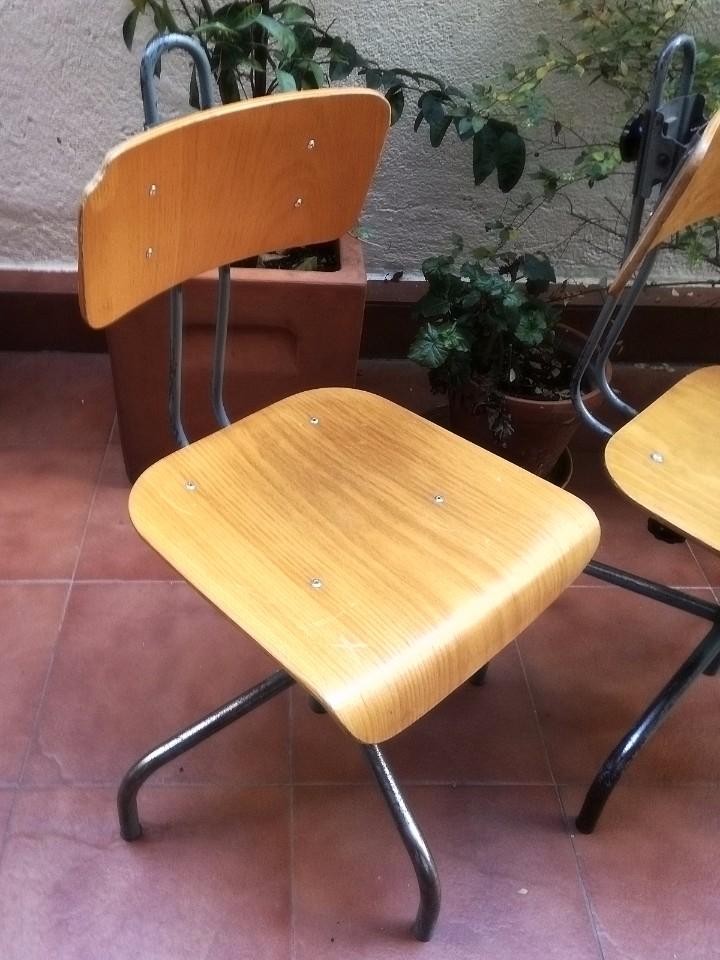 Contemporáneo Muebles De Segunda Mano De Balanceo Sillas Imagen ...