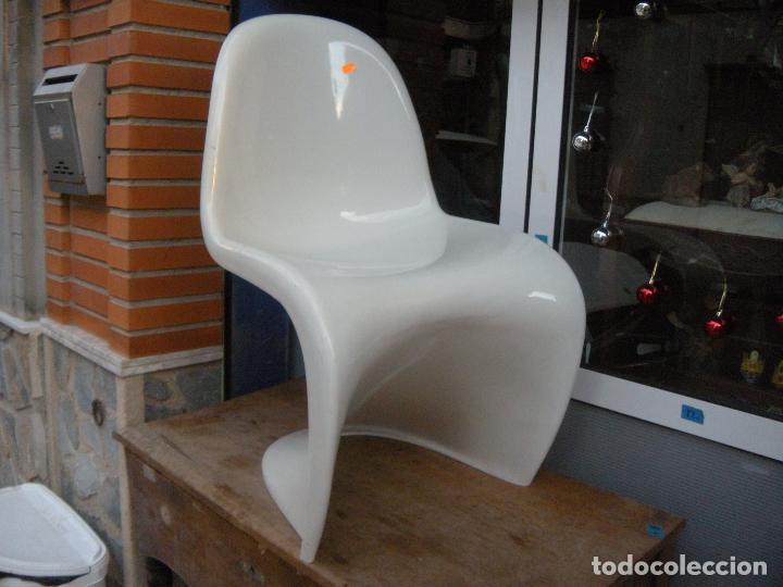 Vintage: 4 SILLAS DISEÑO - Foto 3 - 107588527