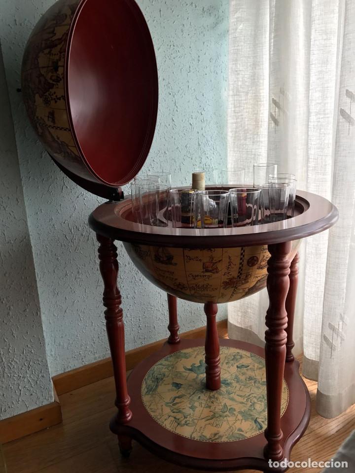 Vintage: MUEBLE BAR BOLA DEL MUNDO VER FOTOS - Foto 2 - 138842332