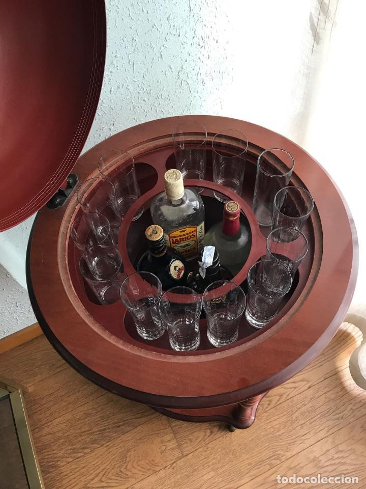 Vintage: MUEBLE BAR BOLA DEL MUNDO VER FOTOS - Foto 3 - 138842332