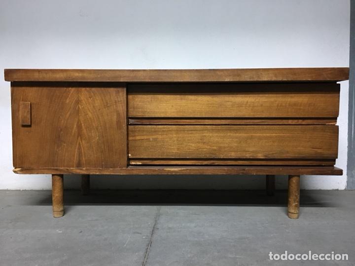 Antiguo mueble aparador vintage a os 50 comprar for Muebles online vintage