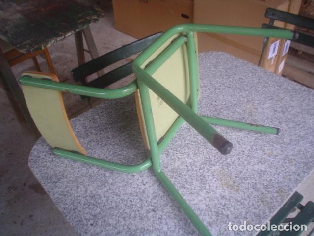 Vintage: preciosa silla niño escolar vintage - Foto 2 - 109296135